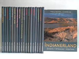 11 Bände der Reihe: Traumziel Amerika