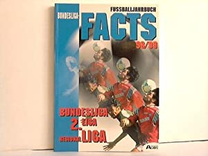 Bundesliga-Facts 98/99. Fussballjahrbuch. Bundesliga, 2. Liga, Regionalliga: Manthey, Richard ...