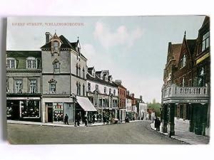 1 Postkarte: Sheep Street, Wellingborough: Wellingborough