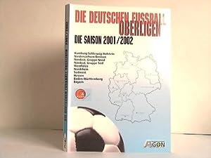 Die Oberligen 2002 mit Manschaftskadern und Einsatzbilanzen aller 181 Oberligisten: D.S:F.S. - ...