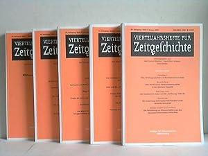 55. Jahrgang 2007. Heft 1 bis 4 und Beilage (zusammen 5 Hefte): Vierteljahreszeitschrift für ...