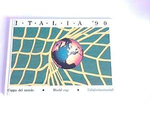 Italia `90. Coppa del monda- World cup: Fußball
