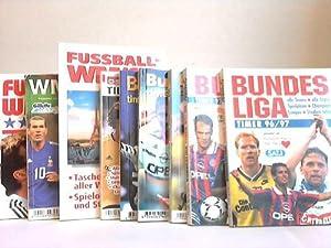 6 Bände sowie 3 WM-Timer: Bundeslaga-Timer