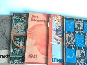 Ein guter Begleiter, ein treuer Berater, ein lieber Erzähler. 5 Bände. 1929 - 1933: ...