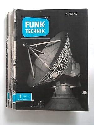 Jahrgang 1967; Nr. 1 bis 24: Funk-Technik