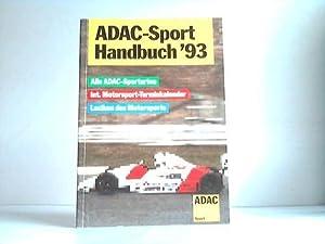 93. Internationaler Motorsport-Terminkalender: ADAC Sport Handbuch