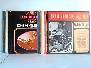 11 Schallplatten: Jazz