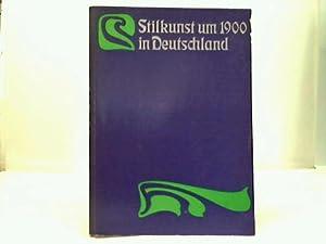Stilkunst um 1900 in Deutschland: Staatliche Museen zu Berlin (Hrsg.)