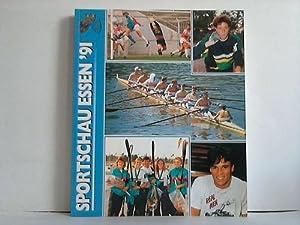 Sportschau Essen '91,: Remplewski, Erwin / Eckardt, Michael