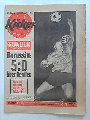 Die deutsche Fußball-Illustrierte. Sonderausgabe - Jahrgang 1963; Nr. 48a: Borussia: 5:0 &...