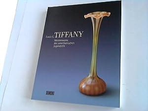 Louis C. Tiffany. Meisterwerke des amerikanischen Jugendstils: Joppien, Rüdiger /