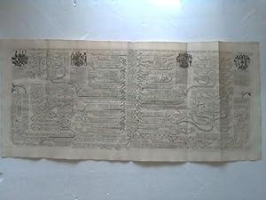 Carte Genealogique De La Maison De Brandebourg, Avec Celle De La Maison D'As Canie Les ...
