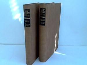 Haupströmungen der Literatur des neunzehnten Jahrhunderts. 4 Teile in 2 Bänden: Brandes, ...
