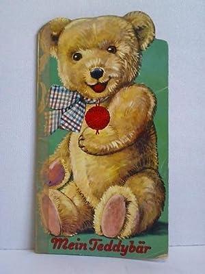 Mein Teddybär. Umrissbilderbuch: Kinderbuch