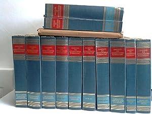 Handbuch der Geographischen Wissenschaft. 13 Bände: Klute, Fritz (Hrsg.)