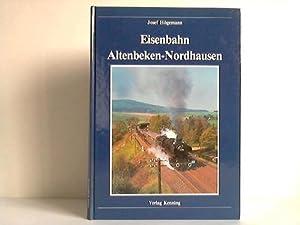 Eisenbahn Altenbeken-Nordhausen: H�gemann, Josef