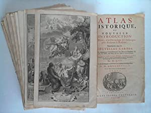 84 meist gefaltete Kupfertafeln und 1 Titelblatt mit Vignette. (Aus dem 7 bändigen Werk): ...