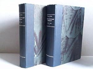 Dreißig Jahre Hamburger Wissenschaft 1891 - 1921. Band 1 (von 2 Bänden): Hamburg - Melle...