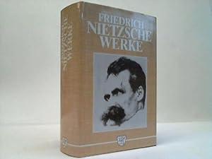 Werke. 2 Bände in einem: Nietzsche, Friedrich