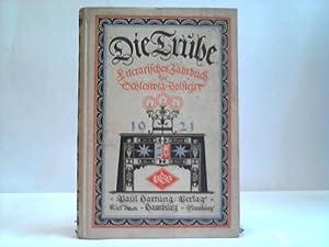 Die Truhe. Literarisches Jahrbuch für Schleswig-Holstein 1921: Schleswig-Holstein - Tränckner,...