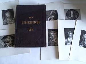 John's 105 Klassische Kupferstiche nach Meisterwerken: John, Friedrich