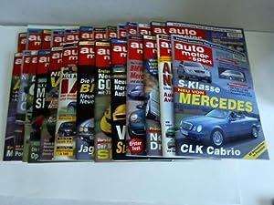 Jahrgang 1997 in 26 Ausgaben: Auto Motor und Sport
