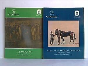 2 Auktions-Kataloge: Christie's Tattersalls, Suffolk (Hrsg.)