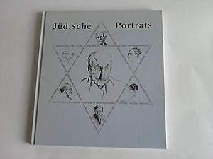 Jüdische Porträts. Graphische Bildnisse prominenter Juden Mitteleuropas: Schoeps, Julis H...