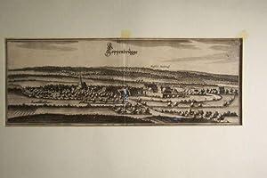 Merian - Kupferstich: Coppenbrügge