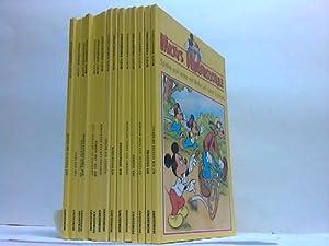 Spielen und lernen mit Micky und seinen Freunden. 15 Bände: Mickys Verkehrsschule