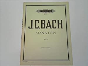 Sonatas for Violin and Piano. Newly edited for practical use by Ludwig Landshoff