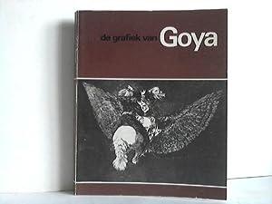 De Grafiek van Goya: Scheffer, Dieuwke de