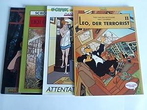 Leo, der Terrorist II / Attentat im: U-Comix