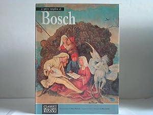 L'opera completa di Bosch: Buzzati, Dino /
