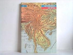 Fachzeitschrift für Kartengeschichte; Nr. 20/Juli 1999: Cartographica Helvetica