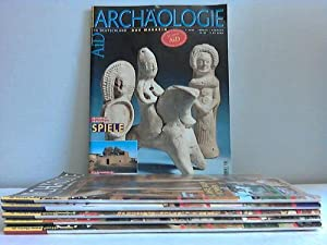 Jahrgang 2004. 6 Hefte (1 - 6): Archäologie in Deutschland