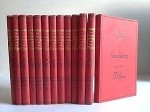 Jahrgang 1927. Band 1 - 13. Zusammen 13 Bände: Bibliothek der Unterhaltung und des Wissens