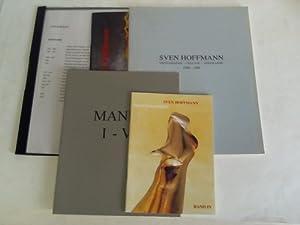 5 verschiedene Bände und Mappe: Hoffmann, Sven