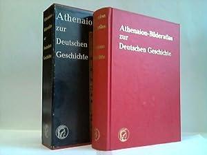 Athenaion - Bilderatlas zur Deutschen Geschichte: Jankuhn / Boockmann / Treue (Hrsg.)