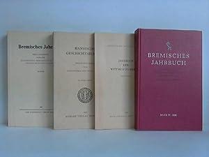 4verschiedene Bände