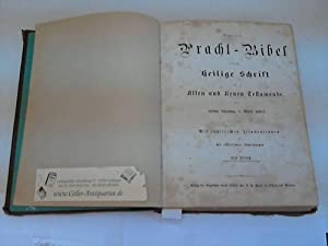 Illustrirte Pracht-Bibel oder die ganze Heilige Schrift: Luther, M./Delitsch, O.