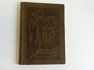 Thüringerwald-Vereins-Liederbuch: Zweigverein Schmalkalden (Hrsg.)