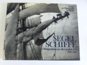 Segelschiffe : Photographien aus ihrer grossen Zeit 1850 - 1920: Le Scal, Yves]