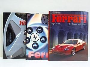 3 Bände: Ferrari