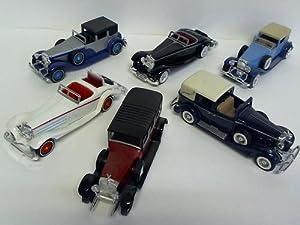 Models of Yesteryear - 6 Oldtimer der Reihe: Matchbox