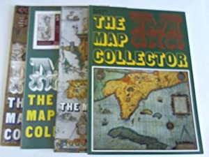 The Map Collector. A quarterly journal lovers of early maps. Jahrgang 1979, 4 Hefte