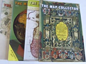 The Map Collector. A quarterly journal lovers of early maps. Jahrgang 1987, 4 Hefte