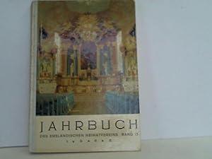 Jahrbuch des Emsländischen Heimatbundes. Band 14: Emsland - Kraneburg, Hans (Schriftleiter)