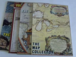 The Map Collector. A quarterly journal lovers of early maps. Jahrgang 1980, 4 Hefte