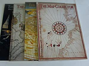 The Map Collector. A quarterly journal lovers of early maps. Jahrgang 1995. 4 Hefte